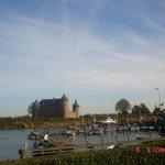 Herengracht 1, 1398 AA Muiden, Países Baixos