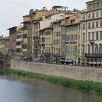 Berchielli from the Ponte Vecchio