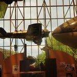 Well designed museum!