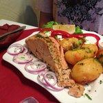 Фотография Restoran NAOS - Armeenia köök