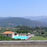 vista da paisagem