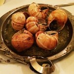 Escargot - Very tasty and perfectly seasoned.