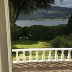 Uitzicht over Loch Linnhe