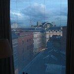 Stone's throw from London Eye