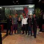 Eslam and the team