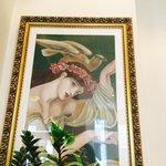 Decoration of hotel
