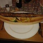 piatto tipico valtellinese di carne......il TOP