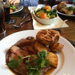 Sunday Lunch: Roast Beef