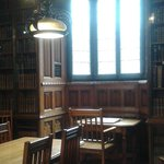 A quiet corner in the Reading Room