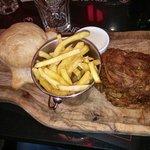 Pullet pork, very good ;)