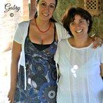 Io e Francesca del Casale Carraccia