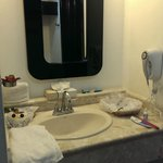 Espejo de Lavamano de Baño