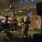Free indoor concert at the Promenade
