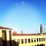O Duomo bem pertinho...