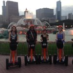 Segway fun in Chicago!