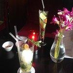 beautiful drinks.