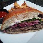 Blueberry Burger