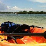 kayak Oleta river state park