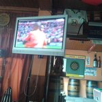 Liverpool win first game of season while im in the carina sports bar ....