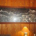 map of lake