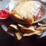 Enchilada Calabaza (with butternut squash)