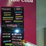 Flavors at Kem CoBa