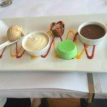 Petit Four Dessert