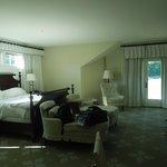 Polk Suite Master Bedroom