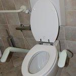 Chambre 854 - WC handi