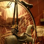 Great variety of interesting exhibits and artifacts from the past