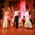 WONDERFUL FLAMENCO DANCE