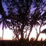 Sunset at La Luciola