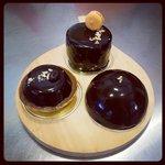 CarameL' s Trio Chocolate