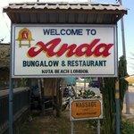 Lovely lunch at Anda Restaurant