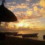 Séjour en août 2014 des couchers de soleil terribles !