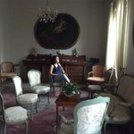 Отель Вилла Мария, гостиная