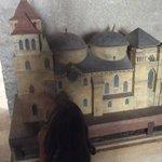 maquette de la cathedrale