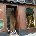 LV shop St. Germain des Pres