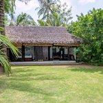 Beach Hut Accommodation