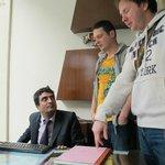 Рафик, работник тур агентства при отеле