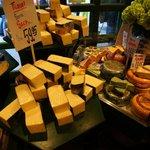 I formaggi ...