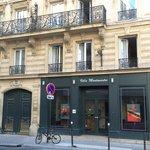 Hotel villa Montmartre
