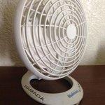 fan which i got