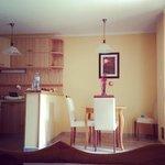 Room #3 kitchen/dining