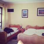 Room #3 beds