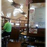 American Diner Back End