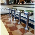 American  Diner Stools