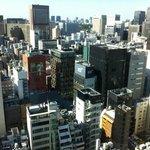 Tokyo, the modern concrete jungle