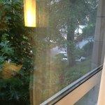 camera 207 - vista dalla camera