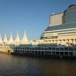 Canada Place, Vancouver Waterfront
